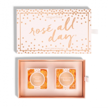 Sugarfina 2pc Bento Rose All day