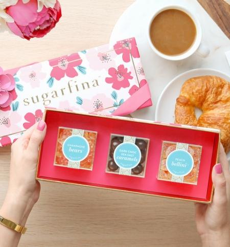 Sugarfina 3pc Bento Floral