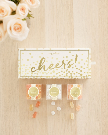 Sugarfina 3pc Bento Cheers