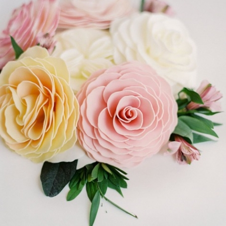 Flower Petal Soaps