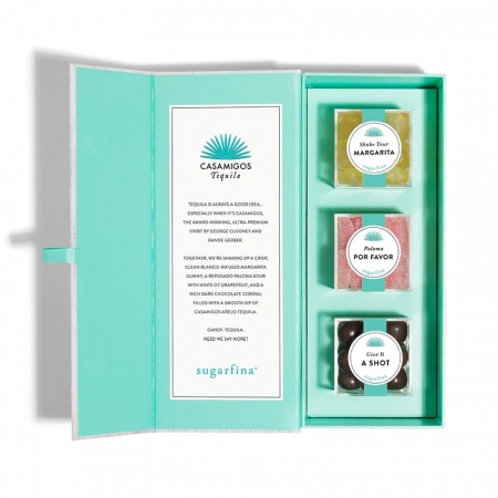 "Casamigos ""You Had Me At Tequila"" 3 Piece Candy Bento Box"