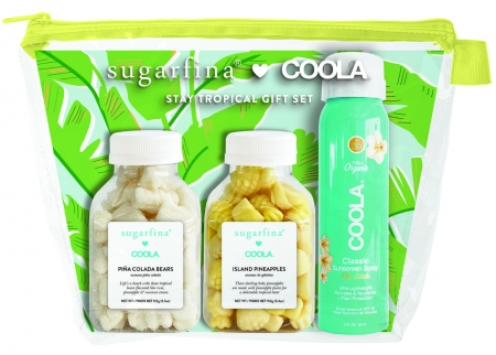 Coola Tropical Gift Set
