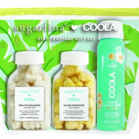 Coola Tropical Gift Set