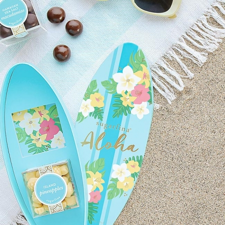 Sugarfina Aloha Bento Stay Tropical